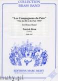 Ok�adka: Bron Patrick, Les Compagnons du Pain - BRASS BAND