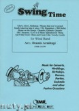 Okładka: Armitage Dennis, Swing Time (12 Pieces) (Score) - Wind Band