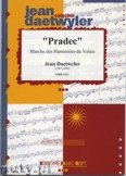Okładka: Daetwyler Jean, Pradec - Wind Band