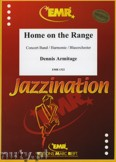 Ok�adka: Armitage Dennis, Home On The Range - Wind Band