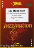 Ok�adka: Bergantine Bonny, My Happiness - Wind Band