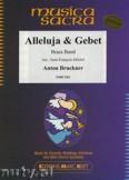 Okładka: Bruckner Anton, Alleluja & Gebet - BRASS BAND