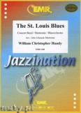 Okładka: Handy William Christopher, The St. Louis Blues for Wind Band