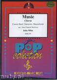 Okładka: Miles John, Music (Chorus SATB) - Wind Band