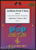 Okładka: Andersson Benny, Chess (Anthem) - (Chorus SATB) - Wind Band