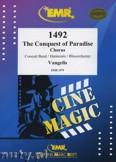 Okładka: Vangelis, 1492