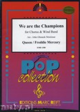 Okładka: Queen, Mercury Freddie, We Are The Champions (Chorus SATB) - Wind Band
