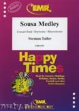 Okładka: Tailor Norman, Sousa Medley - Wind Band
