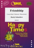 Okładka: Schneiders Hardy, Friendship - Wind Band