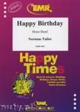 Ok�adka: Tailor Norman, Happy-Birthday - BRASS BAND