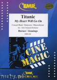 Okładka: Horner James, My Heart will go on (Titanic) - Wind Band