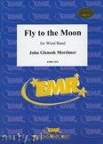 Okładka: Mortimer John Glenesk, Fly to the Moon - Wind Band