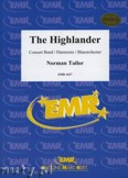 Ok�adka: Tailor Norman, The Highlander - Wind Band