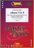 Ok�adka: Michel Jean-Fran�ois, Album, Vol. 8