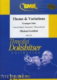 Okładka: Gottlieb Michael, Theme & Variations - Trumpet