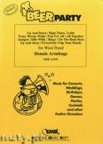 Ok�adka: Armitage Dennis, Beer Party (12 Pieces) (Score) - Wind Band