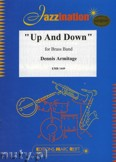 Ok�adka: Armitage Dennis, Up And Down - BRASS BAND