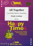 Okładka: Armitage Dennis, All Together - Wind Band