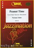 Ok�adka: Tailor Norman, Peanut Time - Wind Band