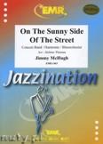 Ok�adka: Mchugh Jimmy, On The Sunny Side Of The Street - Wind Band