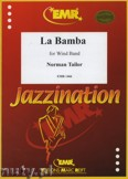 Okładka: Tailor Norman, La Bamba - Wind Band