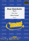 Ok�adka: Forlani Marco, Don Quichotte  - BRASS BAND