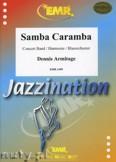 Okładka: Armitage Dennis, Samba Caramba - Wind Band