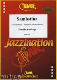 Okładka: Armitage Dennis, Sambatina - Wind Band