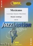 Ok�adka: Armitage Dennis, Mexicano - Wind Band