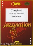 Okładka: Richards Scott, Gloryland (Female Solo Voice & Chorus) - Wind Band