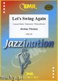 Okładka: Thomas Jérôme, Let's Swing Again - Wind Band