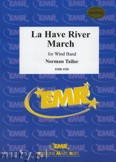 Ok�adka: Tailor Norman, La Have River March - Wind Band