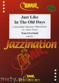 Ok�adka: Overland Tom, Just like In the Old Days - Wind Band