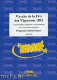 Okładka: Grast François Gabriel, Marche Fete des Vignerons 1851 - Wind Band