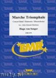 Okładka: Senger Hugo Von, Marche Triomphale - Wind Band