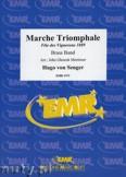 Okładka: Senger Hugo Von, Marche Triomphale - BRASS BAND