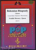 Okładka: Queen, Mercury Freddie, Bohemian Rhapsody (Chorus SATB) - Wind Band