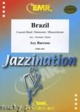 Okładka: Barroso Ary, Brazil - Wind Band