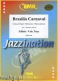 Okładka: Edilda, Vale Tony, Brasilia Carnaval - Wind Band