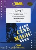 Okładka: Catalani Alfredo, Ebben? .. Ne andro lontano (Diva) - Wind Band
