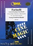 Ok�adka: H�ndel George Friedrich, Lascia ch'io pianga (Farinelli) - Wind Band