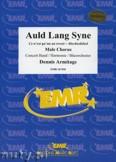 Okładka: Armitage Dennis, Auld Lang Syne (Male Chorus) - Wind Band