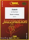 Ok�adka: Armitage Dennis, Amen - Wind Band