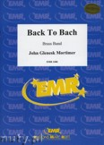 Okładka: Mortimer John Glenesk, Back To Bach - BRASS BAND