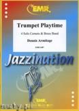 Ok�adka: Armitage Dennis, Trumpet Playtime (4 Cornets) - BRASS BAND