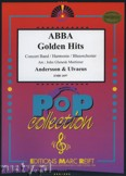 Ok�adka: Abba, ABBA Golden Hits (Money, Money, Money - Fernando - Dancing Queen - Lay All Your Love On Me - Waterloo) - Wind Band