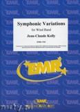 Ok�adka: Kolly Jean-Claude, Symphonic Variations - Wind Band