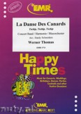 Ok�adka: Thomas J�r�me, La Danse des Canards - Wind Band
