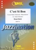 Ok�adka: Betti Henri, C'est si bon - Wind Band