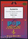 Ok�adka: Conte Paolo, Azzuro - Wind Band